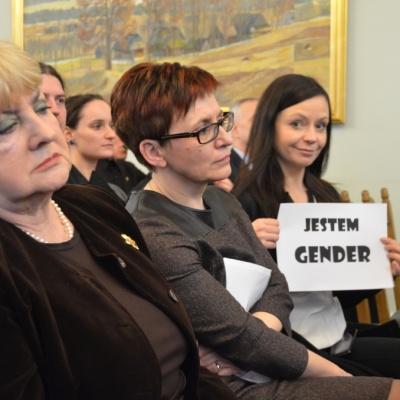 Gender to nauka, nie ideologia